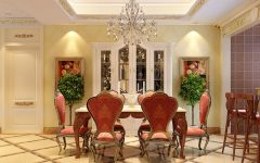 Luxury European Dining Room in Classic Nuance