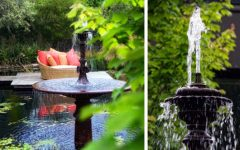 Luxury Garden Fountains Inspiration Ideas