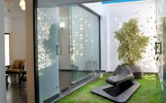 Luxury Glass Door