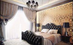 Luxury Gothic Bedroom Design Ideas