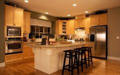 Luxury Kitchen Cabinets Colors Styles