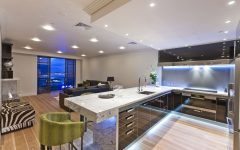 Luxury Kitchen Furniture and Lighting Ideas