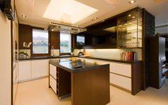 Luxury Kitchen for Small Interior Design