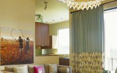 Luxury Living Room Curtain Ideas