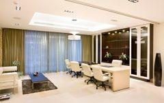 Luxury Office Design Idea