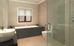 Minimalist Bathroom Remodel 2017