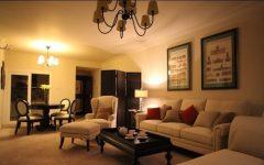 Minimalist European Dining Room and Living Room Combo
