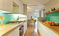 10 Kitchen Design Ideas for Long Narrow Room