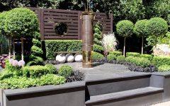 Minimalist Urban Garden