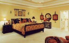 Modern Asian Bedroom Decoration