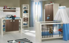 Modern Baby Nursery Furniture Ideas