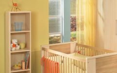Modern Baby Nursery Interior Ideas