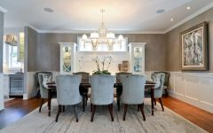 Modern Chandelier for Luxury Dining Room