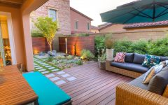 Contemporary Garden Design With Elegant Look