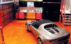 Modern Elegant Garage Design Ideas