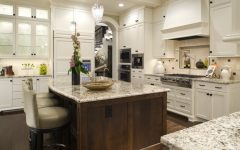 Modern European Kitchen for Small Space