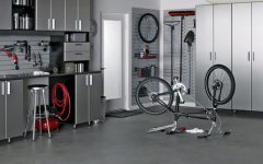 Modern Garage Furniture Cabinet Ideas