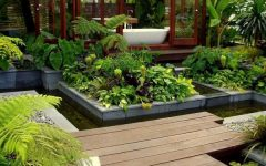 Modern Garden Design Decoration