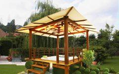 Modern Garden Gazebo Design Ideas