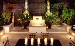 Modern Garden Lighting Ideas