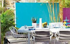 Modern Garden Table Ideas
