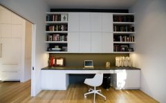 Home Office Interior Design and Remodel Plans