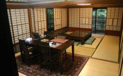 Modern Japanese Dining Room Furniture Design
