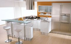 Modern Kitchen Countertop Back Splashes