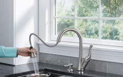 Modern Kitchen Faucets Ideas