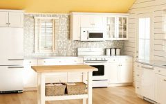 Kitchen Decor Ideas With Portable Dishwasher