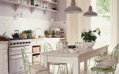 Modern Kitchen Tables and Chairs Ideas