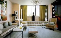 Modern Living Room Furniture Decoration Ideas