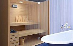 Modern Sauna Room Ideas