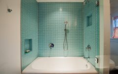Bathroom Shower And Tub Combination Ideas
