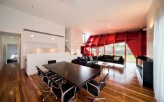 Modern Wood House Interior