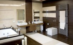 Modern Wooden Bathroom Design Ideas