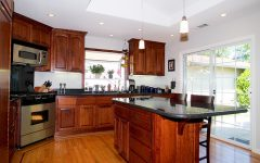 Modern Wooden Kitchen Furniture Ideas