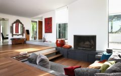 Modern and Cozy Ideas for European Living Room