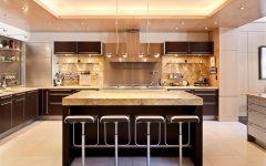Modern and Luxury Kitchen 2014