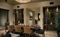 Modern Dining Rooms Interior Design