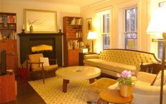 Narrow Living Room Classic 2014