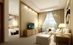 Narrow Living Room Concept 2014