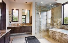 20+ Modern Contemporary Shower Ideas