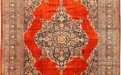 The Way To Differentiate Oriental And Persian Rugs