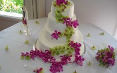 25 Floral Wedding Cake Ideas
