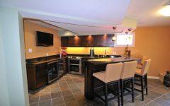 Popular Basement Remodeling to Modern Kitchen