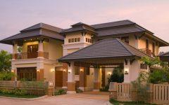 Popular Elegant Home Exterior Design Styles