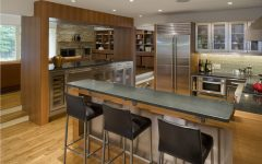 Contemporary Kitchen Bar Design