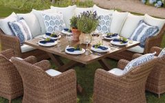 Rattan Outdoor Dinner Furniture
