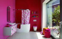 Retro Bathroom Furniture Design Ideas